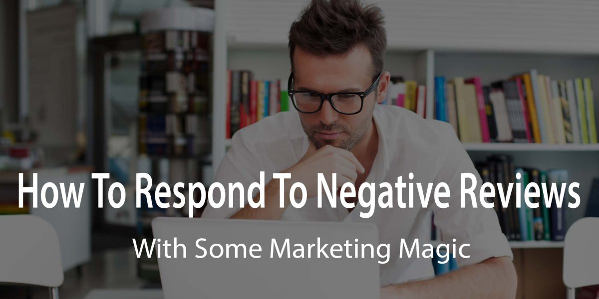how to respond to negative customer reviews