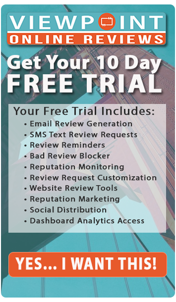 Viewpoint Reviews - Free 10-Day Trial Offer