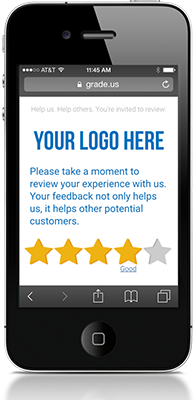 Viewpoint review services - mobile friendly customer review portal