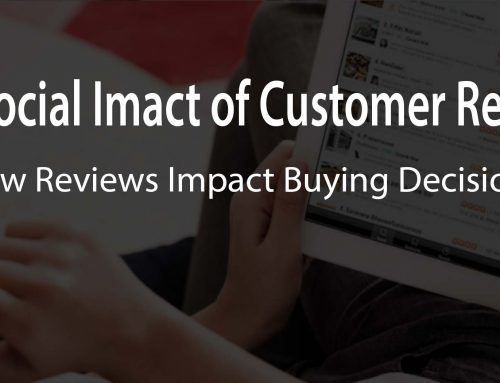 The Social Imact of Customer Reviews